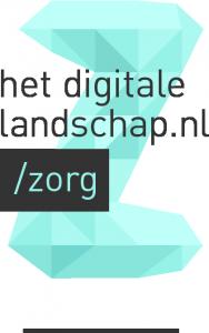het digitale landschap - zorg - logo