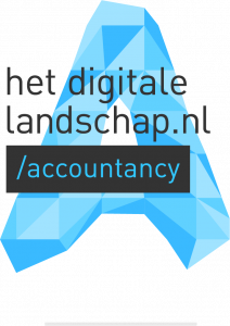 het digitale landschap - Accountancy - logo
